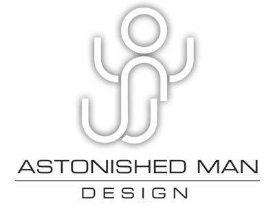 Astonished Man Design, web development, web application programming