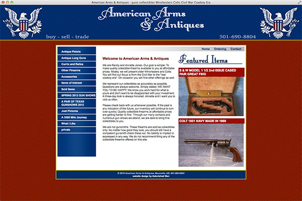 American Arms & Antiques