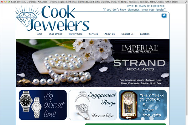 Cook Jewelers title=