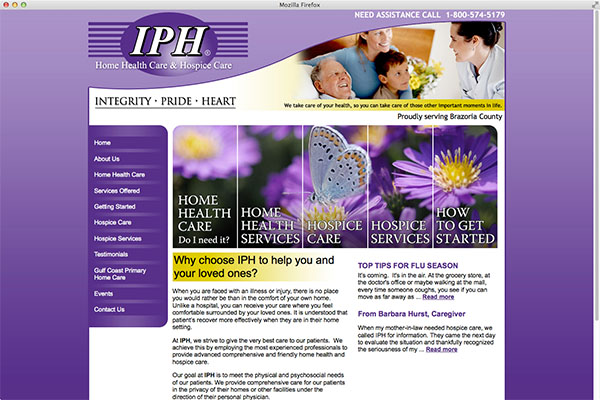 IPH Home Health Care & Hospice Care