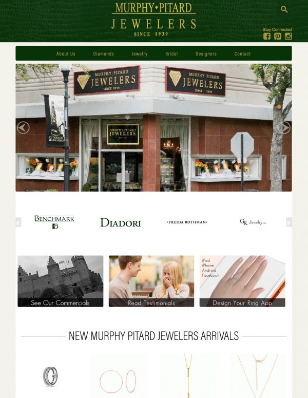 Murphy Pitard Jewelers