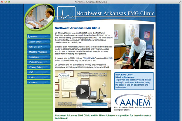 Northwest Arkansas EMG Clinic