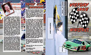 Victory Lane Ministries Brochure