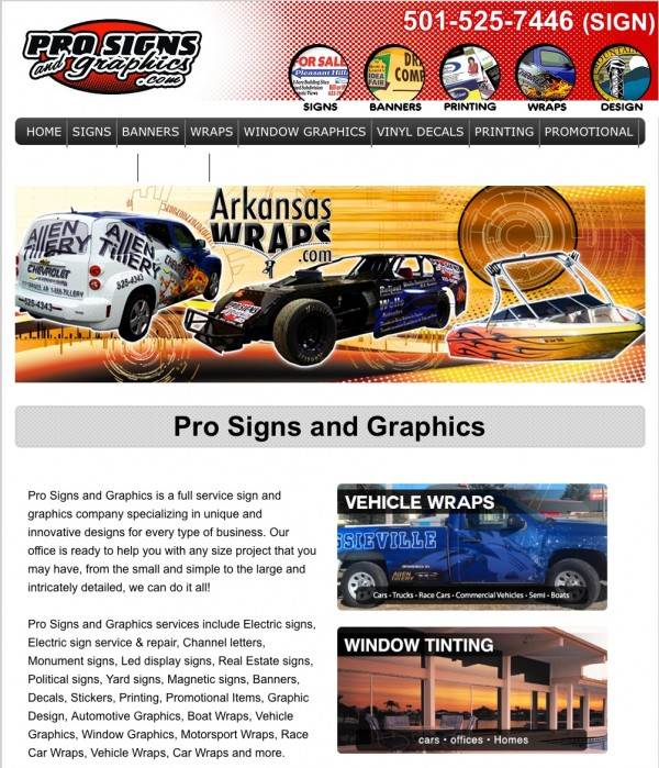 Pro Signs and Graphics