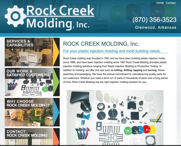 Rock Creek Molding