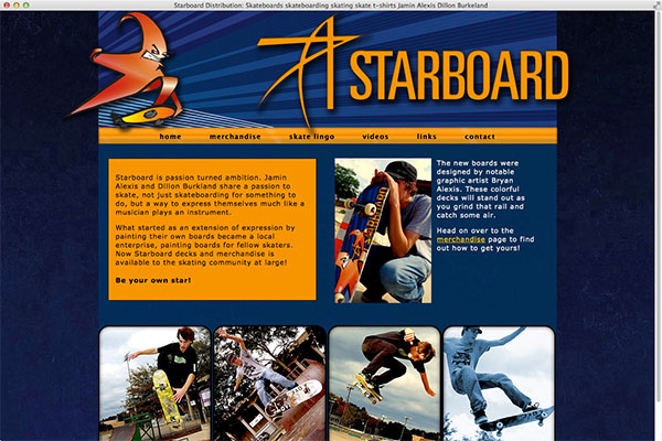 Starboard Distribution