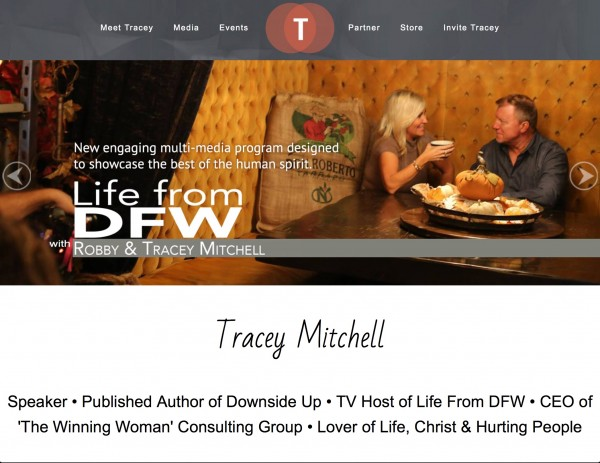 Tracey Mitchell Ministries